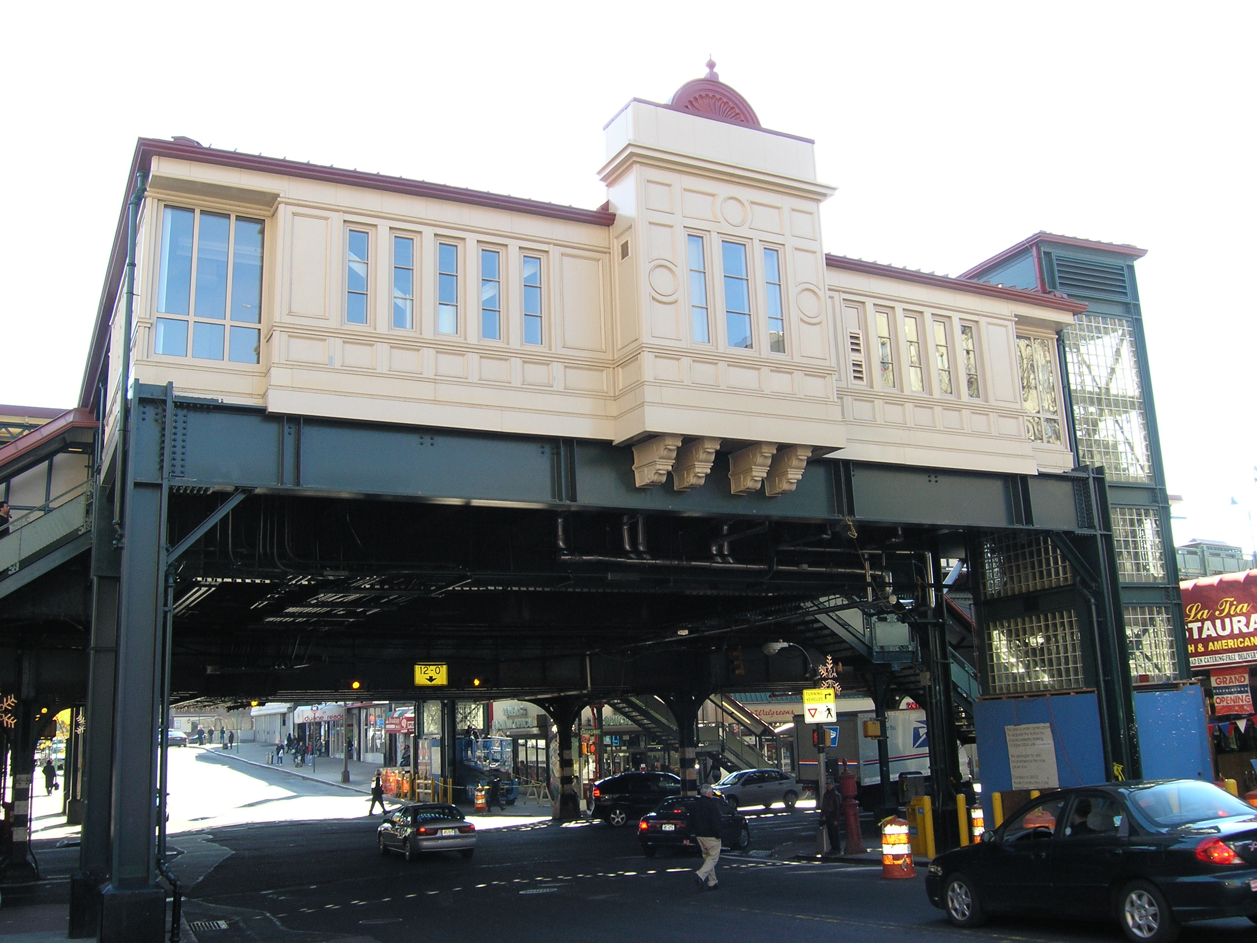 Project Spotlight: NYCTA 231st Street Station
