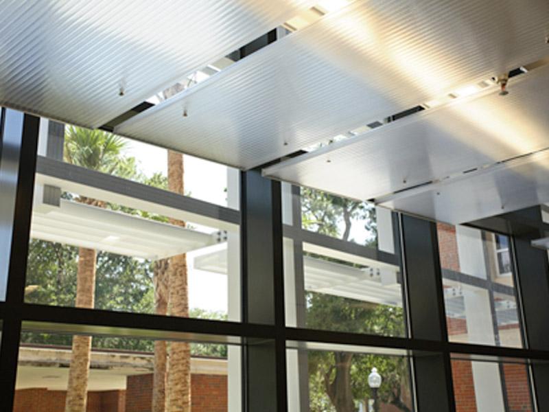 Translucent Interior Wall Panels Extech