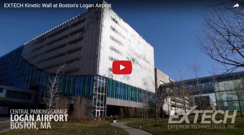 Blog Post Extech S Kineticwall At Logan Airport See