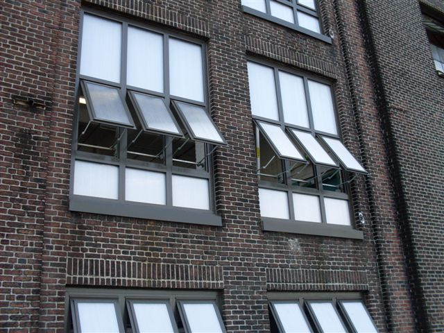 Industrial Windows Operable