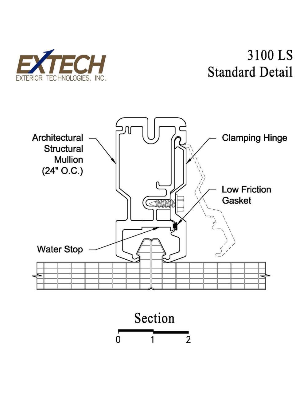 Translucent Wall Panels | LIGHTWALL 3100LS | EXTECH, Inc