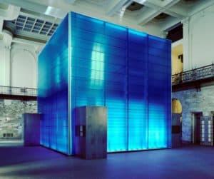 Blue Cube #1
