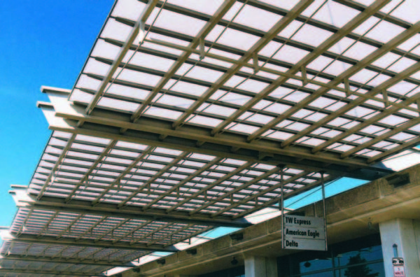 Canopy Systems Polycarbonate