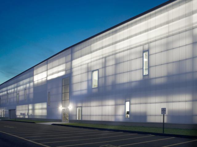 Polycarbonate Wall Panels Lightwall 3440 Extech Inc