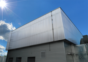 LIGHTWALL 3100LS - Long Spanning Wall System