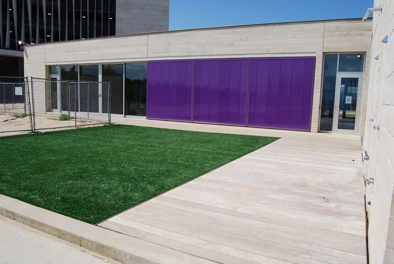 Translucent Wall Panels | EXTECH | Northwestern University