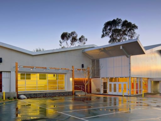 Translucent Cladding Panels | EXTECH | Oakwood School