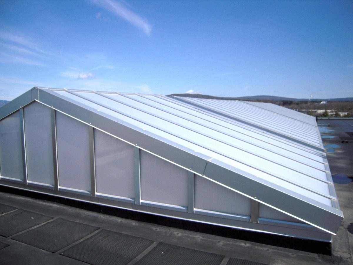 Commercial Skylights Skygard 3300 Extech Inc