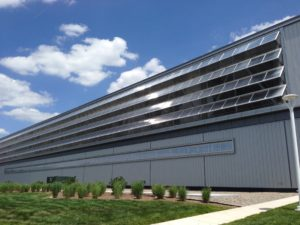 industrial windows - EXTECH's TECHVENT 5300 for a Data Technology supplier in North Carolina
