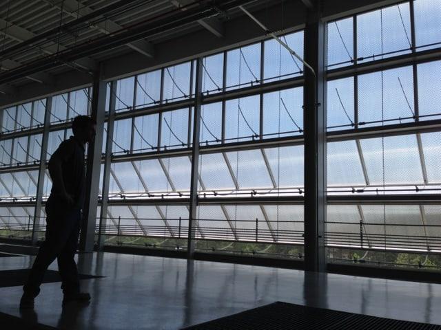 commercial windows - EXTECH's TECHVENT 5300 for a global data technology supplier