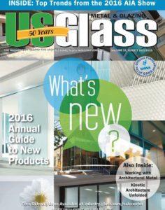 US Glass magazine