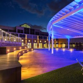 Case Study: DTCC Courtyard Canopy