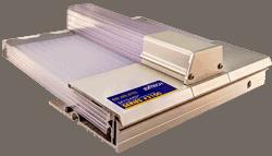 polycarbonate translucent canopy sample - EXTECH's SKYSHADE 3100