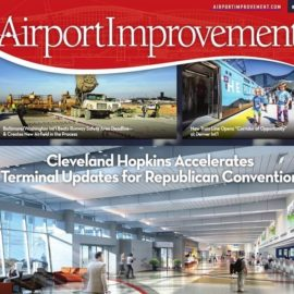 EXTECH's KINETICWALL Featured in Airport Improvement Magazine