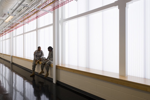 daylighting systems polycarbonate translucent walls