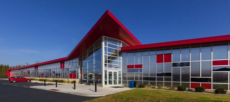 Case Study and Photos: Otterbein University's STEAM Innovation Center