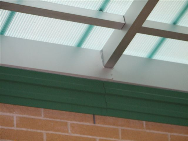 commercial canopy - EXTECH's SKYSHADE 3100 in Slippery Rock, PA