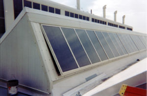 polycarbonate windows - EXTECH's TECHVENT 5300 at Kohler Co. in Kohler, WI