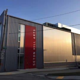 Seton Hill Arts Center Wins Two Prestigious Design Awards