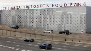 translucent wall panels - EXTECH's LIGHTWALL 3440 at the Greater Boston Food Bank in Boston, MA