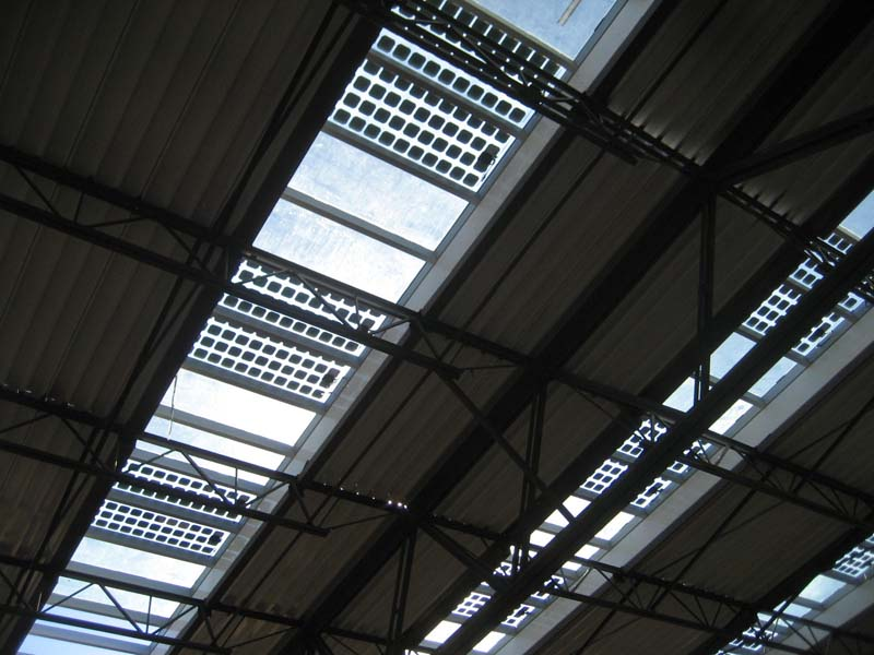 skylights for transit