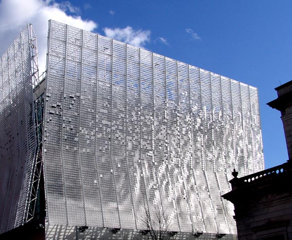 KINETICWALL moving dynamic facade