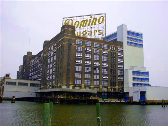 robust sustainability - EXTECH's TECHVENT 5300 for the Domino Sugar Factory in Baltimore, MD