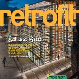 EXTECH's work at Otterbein University featured in Retrofit Magazine