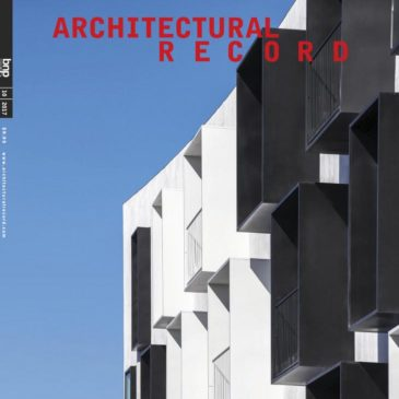 EXTECH Sponsored CEU Course in the October Issue of Architectural Record