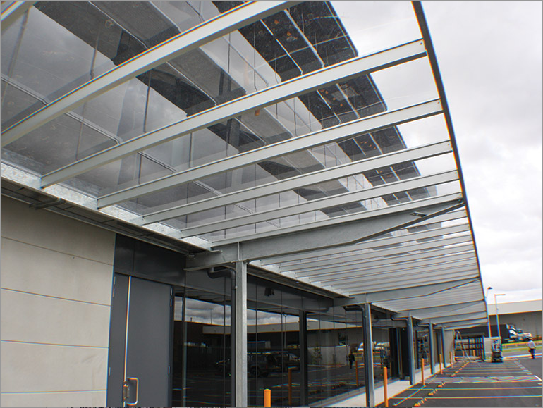 Sleek Canopies Sunglaze Extech Inc
