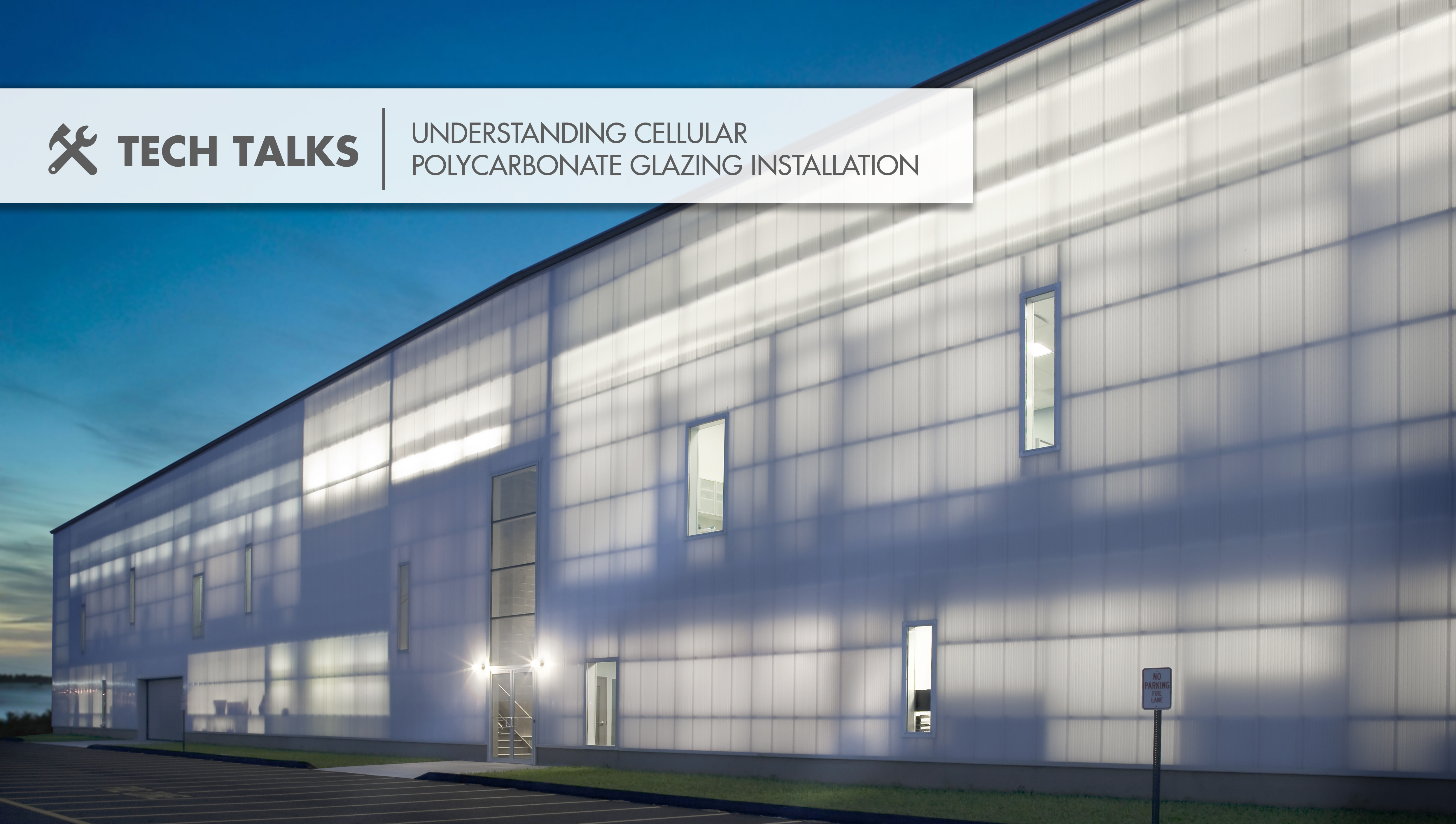 Questions surrounding the topic of installing cellular polycarbonate glazing products is something EXTECH hears a lot of.
