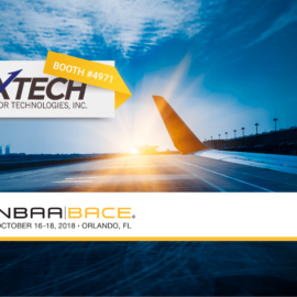 EXTECH To Attend NBAA BACE Conference Oct. 16-18 In Orlando Florida